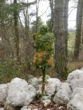 Mannequin végétal