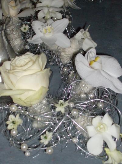 Détail chandelier