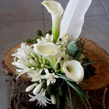 Mariages - Bouquet blanc
