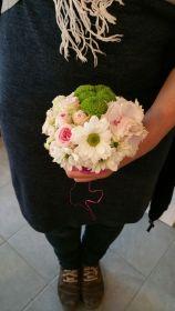 Mariages - Petit bouquet rond