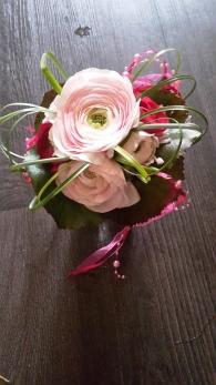 Mini bouquet demoiselle