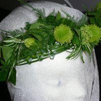 Verte couronne