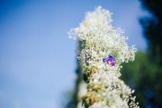 zoom voûte fleurie